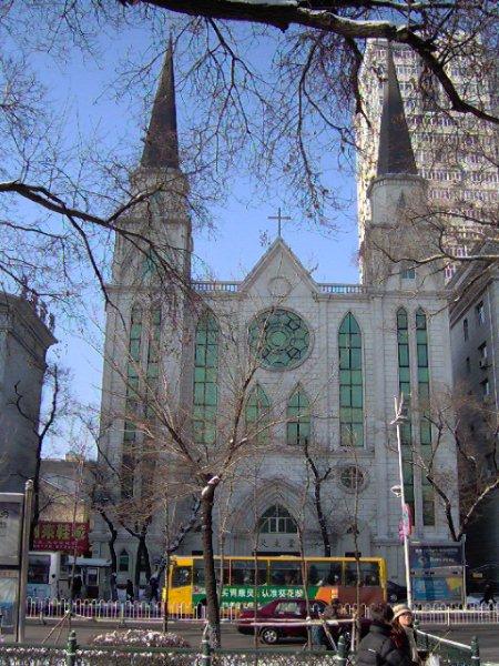 波兰耶稣圣心主教座堂
