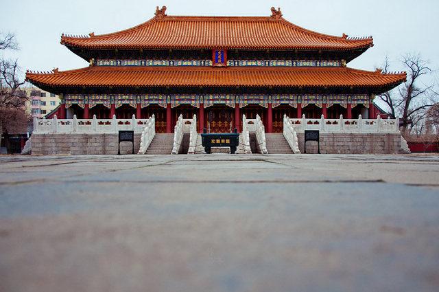 文庙-大成殿