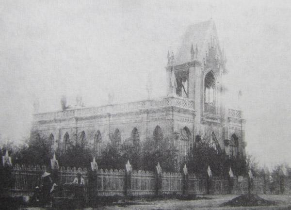 南岗天主堂