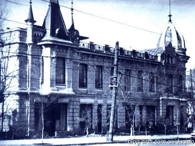 哈尔滨契斯恰科夫茶庄