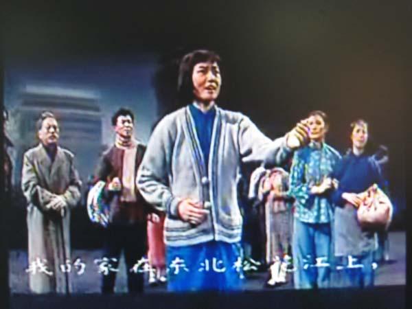 大型舞蹈史诗《东方红》剧照