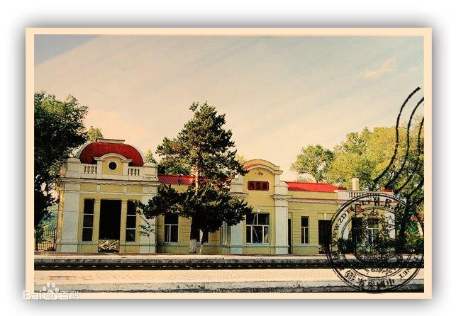 滨绥线鲁卡绍沃站(原九江泡站)