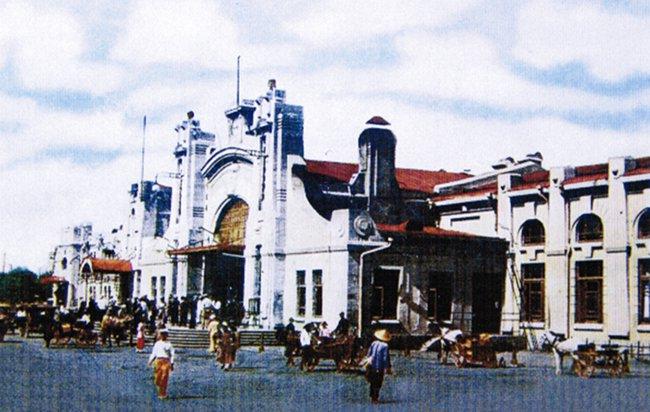 1、始建于1903年的原哈站老站舍_副本