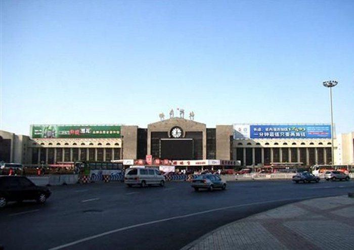 今日哈尔滨站