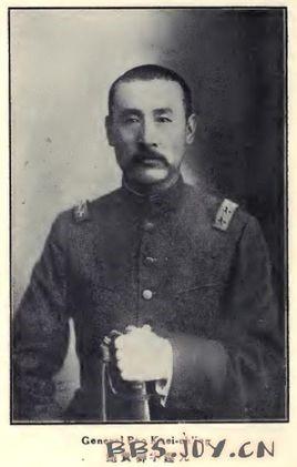 中国护路军司令鲍贵卿