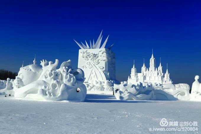 48浪漫冰城哈尔滨