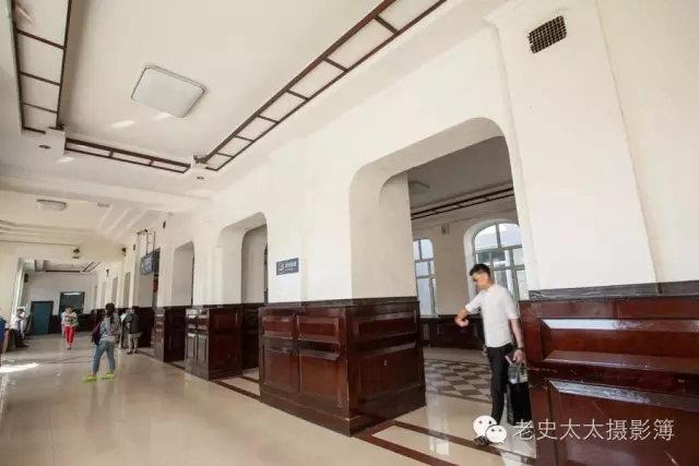 哈尔滨老建筑  香坊火车站