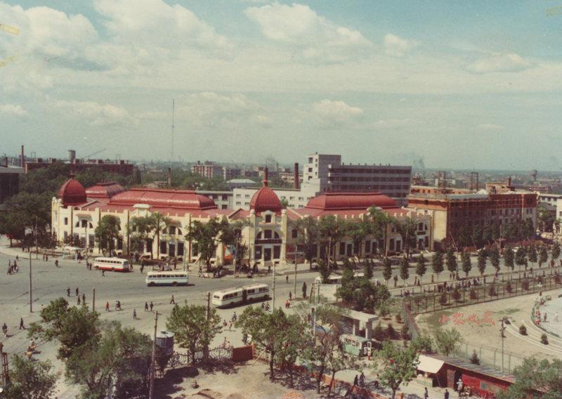 1987年南岗区黑龙江省博物馆