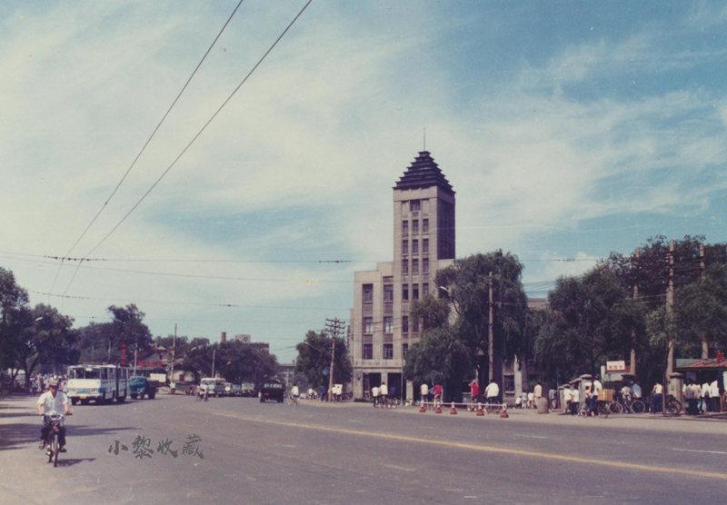 1990年道里区黑龙江日报社