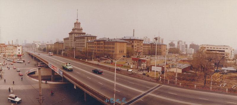 2005年哈尔滨南岗区西大桥