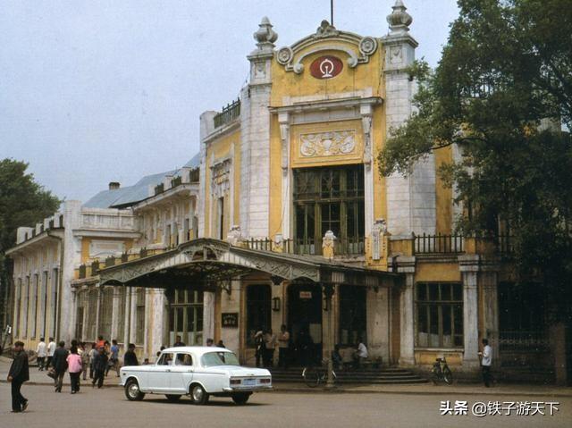 哈尔滨的1980年:你可曾记得这里?