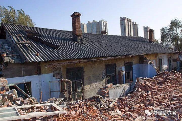 寻秘——哈尔滨老建筑背后的故事(082)原中东铁路顾乡屯火车站及附属建筑
