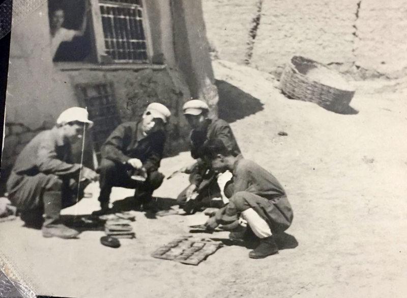 研究疫情、地理位置1949年热河敖汉旗二中队队部