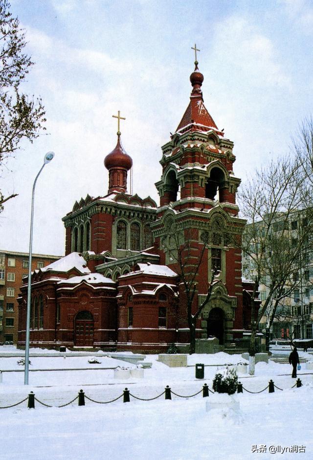 教堂街上的教堂——圣阿列克谢耶夫教堂旧址