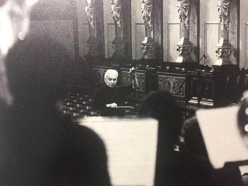 1979年,柏林爱乐访华