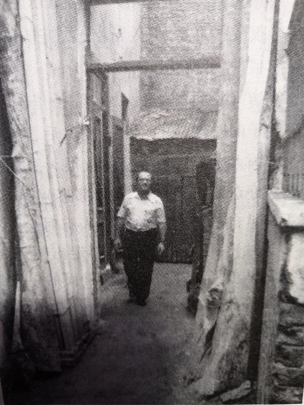 1980年在哈尔滨旧居