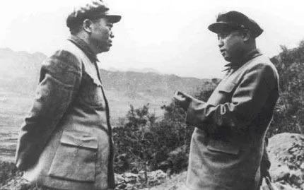 彭德怀率先进入朝鲜与金日成商谈作战问题 (资料图)