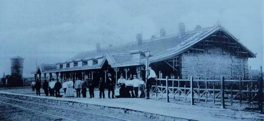 1903年的陶赖昭站